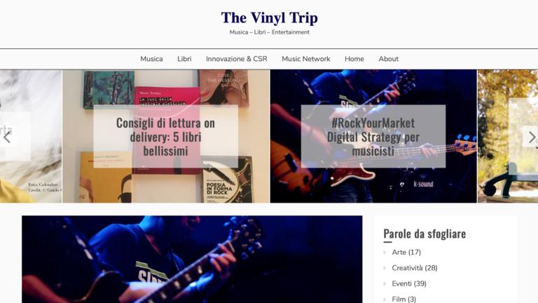 The Vinyl Trip: insegnamenti da 5 anni di blog