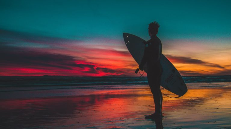 Surf e Minimalismo